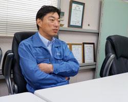 株式会社梅田製作所 専務取締役 梅田 吉男様